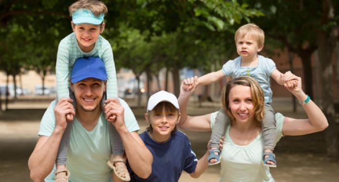 LA CARTE FAMILLES NOMBREUSES.  A FRENCH FAMILY-FRIENDLY INITIATIVE