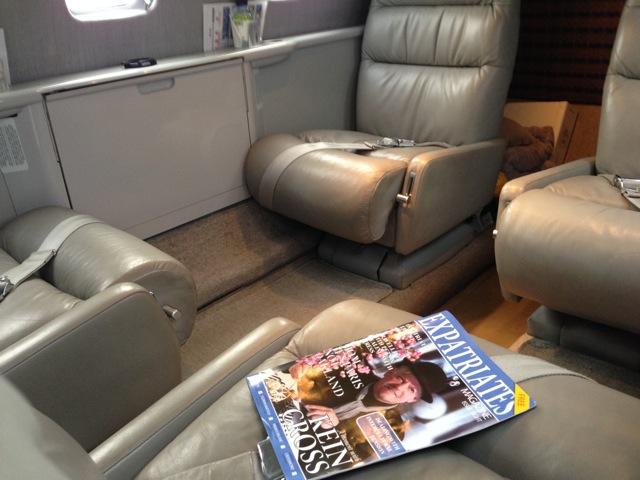 Expatriates Magazine jet 2