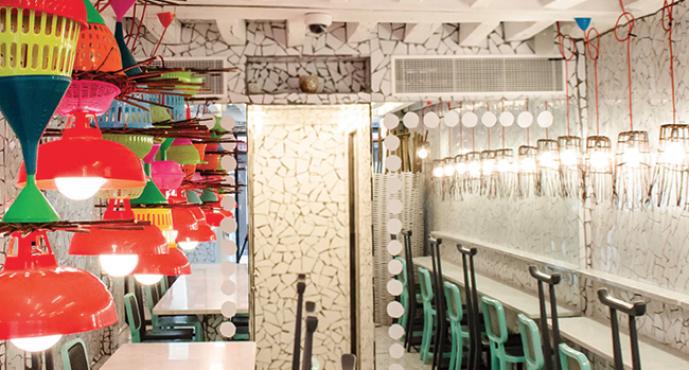 Top Restaurants in Paris from 2014