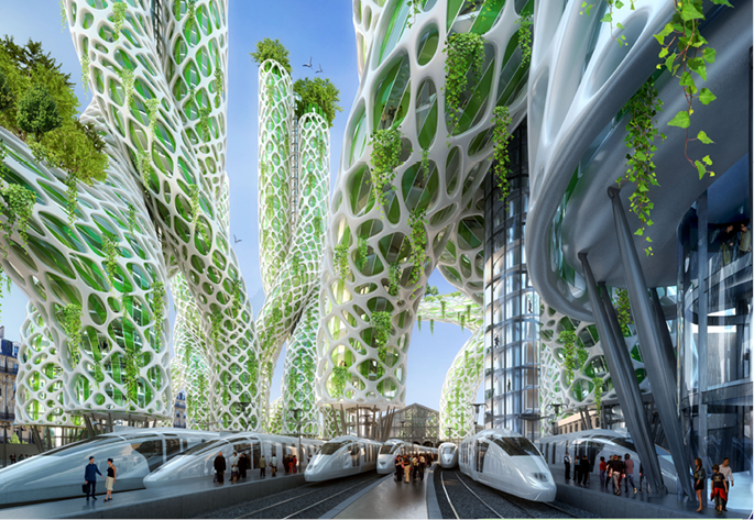 Image : Mangrove Towers by Vincent Callebaut Architectures -www.vincent.callebaut.org
