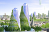2050 PARIS  SMART CITY FOR A SUSTAINABLE, DENSE AND CONNECTED CITY