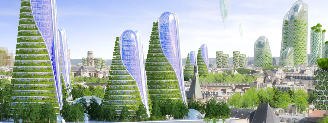2050 PARIS SMART CITY FOR A SUSTAINABLE, DENSE AND CONNECTED…