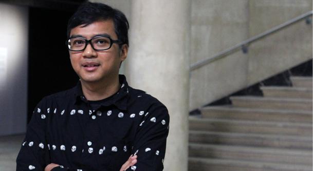Khairuddin Hori Depty Programming Director at the Palais de Tokyo
