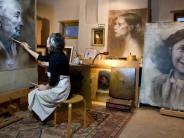 American Portraitist  – Moe Delaitre