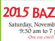 AAWE Bazaar: Going ahead on 21 November 2015