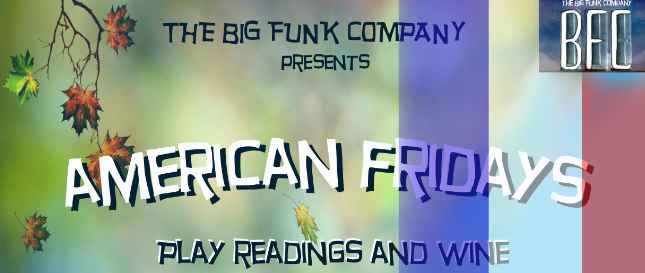 "Fundraiser : Proceeds from the upcoming ""American Fridays"" to be…"