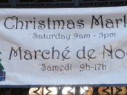 Marché de Noël — Saturday 14 November 2015