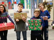 ASP students support 'Love in a Box'