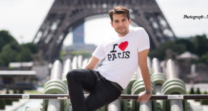 BRINGING BROADWAY TO PARIS – MICHAEL PEREIRA