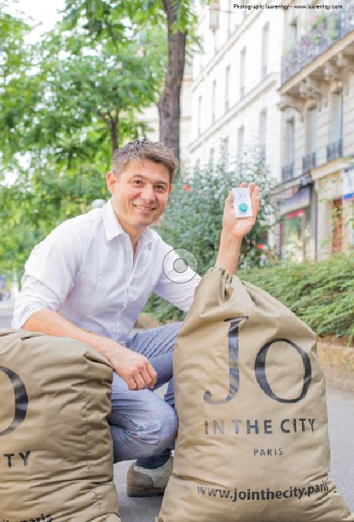 Jo in the city