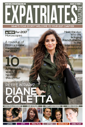 Issue 31 Cover Interview: Diane Coletta. Photograph by Aaron Marz