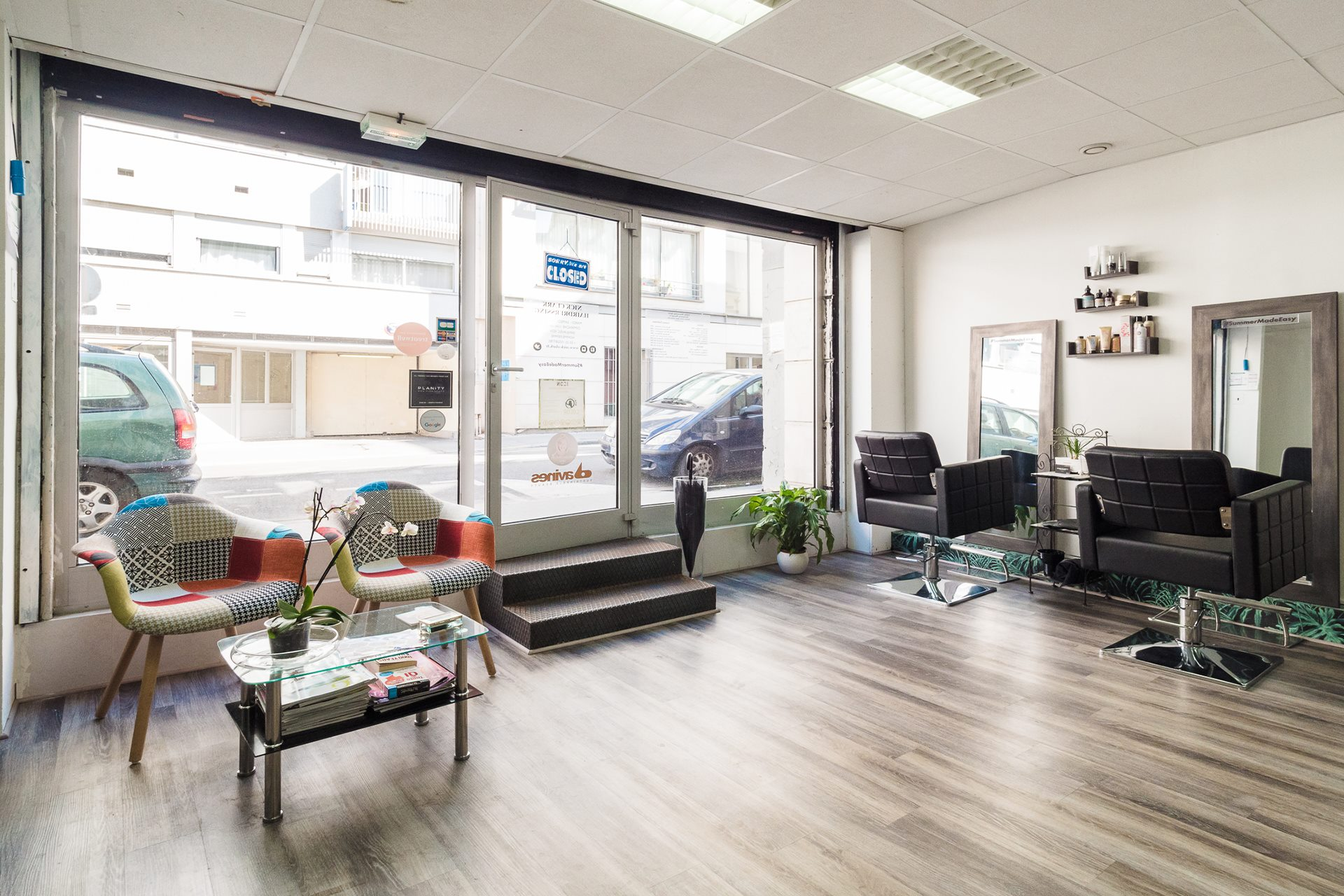 15% off first haircut at Nick Clark Hairdressing